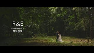 Тизер свадьбы Романа и Екатерины