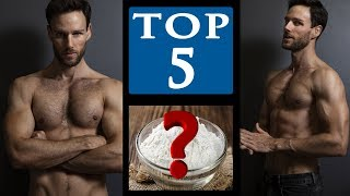 Best Whey Protein For Muscle Gain 2019 | TOP 5 QUICK REVIEW