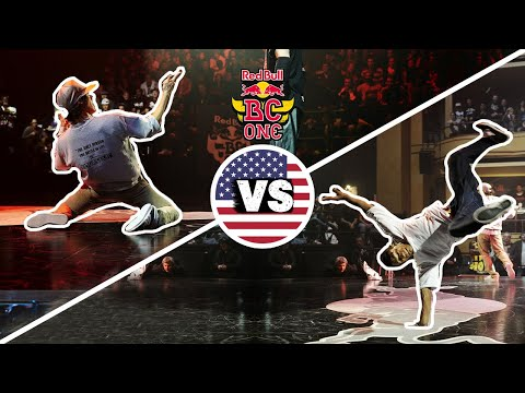 Cloud vs Neguin - Red Bull BC One 2009