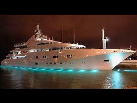 los 10 yates privados mas grandes del mundo 2013 largest yachts 2013 youtube. Black Bedroom Furniture Sets. Home Design Ideas