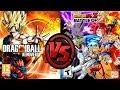 DRAGON BALL XENOVERSE VS DRAGON BALL BATTLE OF Z |EN ESPAÑOL (COMPARACION)