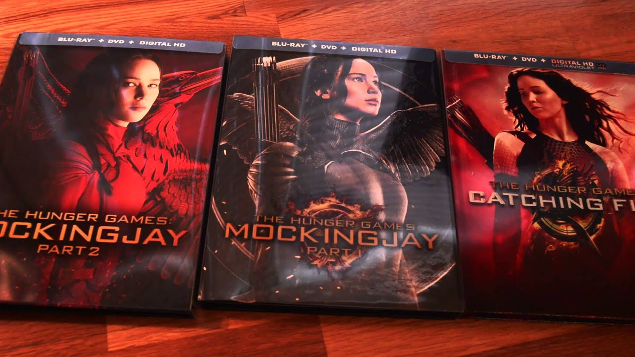 Target Exclusive Hunger Games Mockingjay Part 2 on Blu-ray ...
