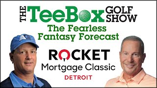The TeeBox Fearless Fantasy Forecast: 2020 Rocket Mortgage Classic