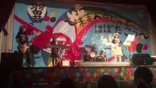 文化祭LIVE第1弾!まえに弾き語りでもカバーした夏祭りをやってみました...
