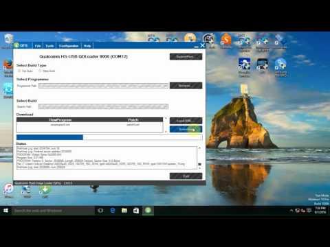 Lenovo Vibe K5 A6020a40 Flashing By QFIL  by UnlockiOfficial