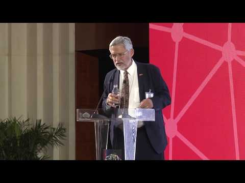 Opening Keynote - Dr. John Holdren | Washington University ...