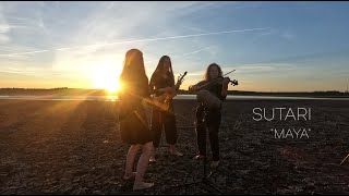 Sutari MAYA live from the dying lake.