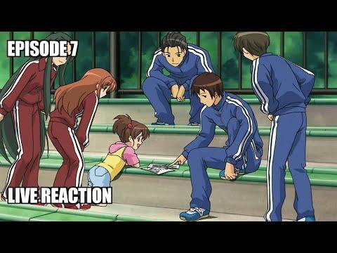 The Melacholy of Haruhi Suzumiya Episode 7 Reaction 涼宮ハルヒの憂鬱