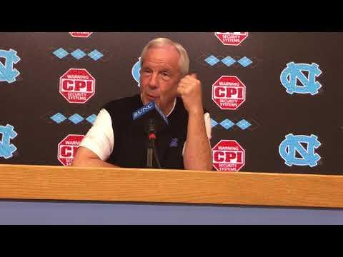 ICTV: Roy Williams Press Conference Pre-Syracuse