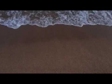 In Mediterranean beach