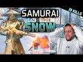 SAMURAI IN THE SNOW!  WHITE OUT SNEAK PEEK 🔥