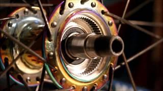 Как сделать бмх втулку громче (How to make bmx hub louder)
