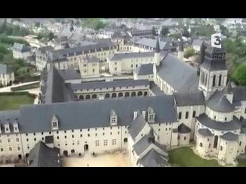 Fontevraud, une abbaye royale
