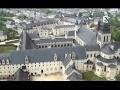 Ref:A4GOpuX3AXA Fontevraud, une abbaye royale