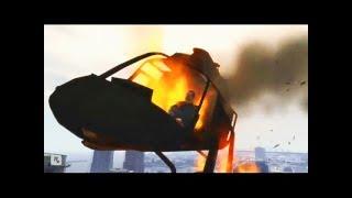 GTA 4 - Трюки, Аварии и Приколы! [#14]