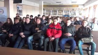 Открытый урок в ДВРПСО МЧС России по ГО Хабаровского техникума техносферной безопасности