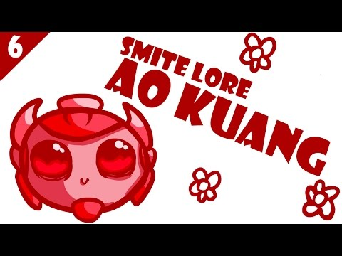 SMITE Lore Ep. 6: Who is Ao Kuang?