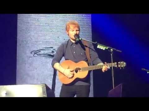 Ed Sheeran - One, Capital FM Arena (Nottingham) 22/10/2014