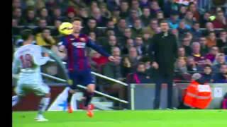 FC Barcelona vs Atlético De Madrid [3-1][11-01-2015] All Goals