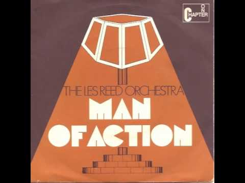 The Les Reed Orchestra Man Of Action