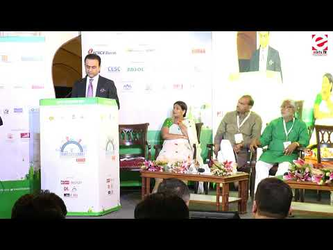 Shaida Mohammad Abdali, Ambassador, Embassy of Afghanistan, New Delhi at Smart City Summit - Kota
