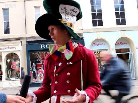CNB video report: Mad Hatter interview