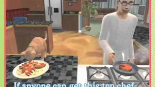 The Sims Pet Stories (Mac) -- Video of trailer for The Sims Pet Stories |  Aspyr Media