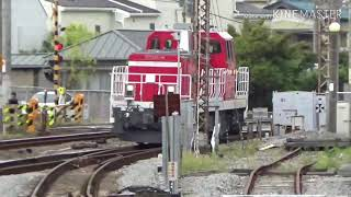 E235系1000番台グリーン車甲種輸送 2020/4/21