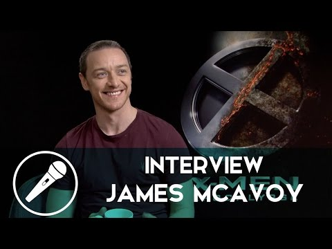 Interview - James McAvoy