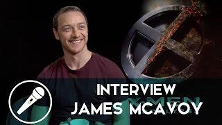 Interview - James McAvoy