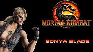 Mortal Kombat: Komplete Edition - Sonya Blade (no comments)