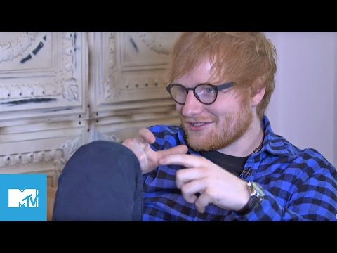 Ed Sheeran Talks His Haunted House & His Very Own Monopoly Game | MTV Asks Ed Sheeran