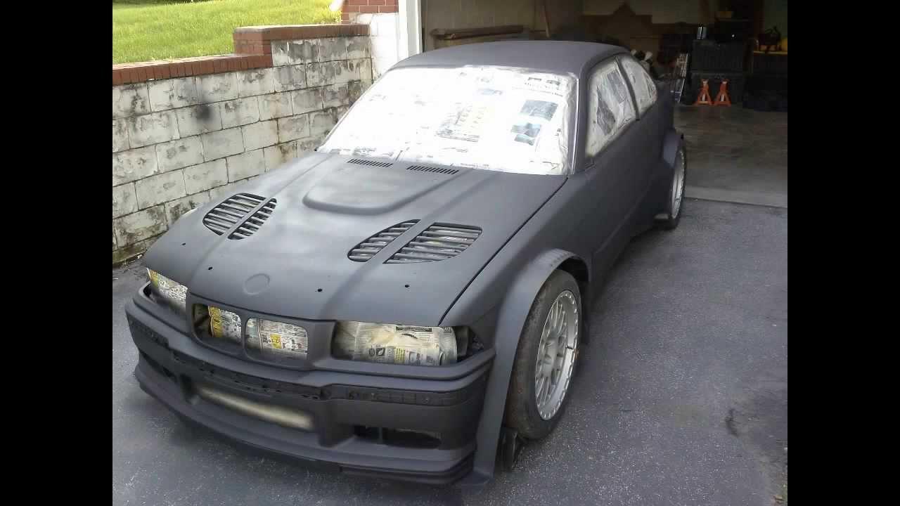 Bmw Gtr Ls3 Part 9 E36 Track Car Build May 2013