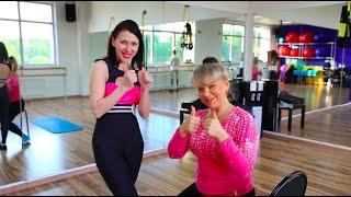 Упражнения для спины  от болей в пояснице, шее и лопатках  с Лилией Осия