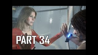 DEATH STRANDING Walkthrough Part 34 - Edge Knot City (PS4 Pro)