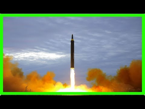 Us Latest News - Testing new ballistic missiles? North Korean radio signals up to Japan, the US and