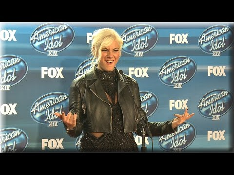 Jax | Fun Shoutout To Join The Synergy | American Idol Season 14 Finale Week