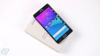 Samsung Galaxy Note Edge Test - Ein Hauch von Zukunft? | tabtech