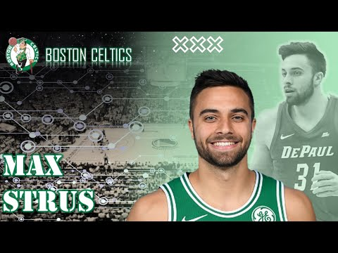 BOSTON CELTICS: MAX STRUS || ATG MVP