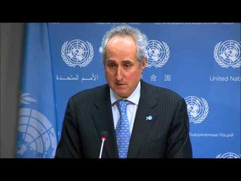 As Leon Leaves,  ICP Asks UN If Ban's Letter Is Out (No), If Leon Will Give Info From UAE (No)