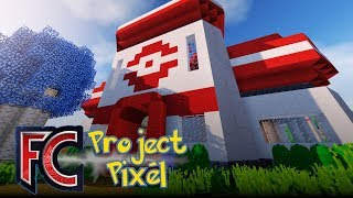 Epic Pokecenter!!! | Project Pixel