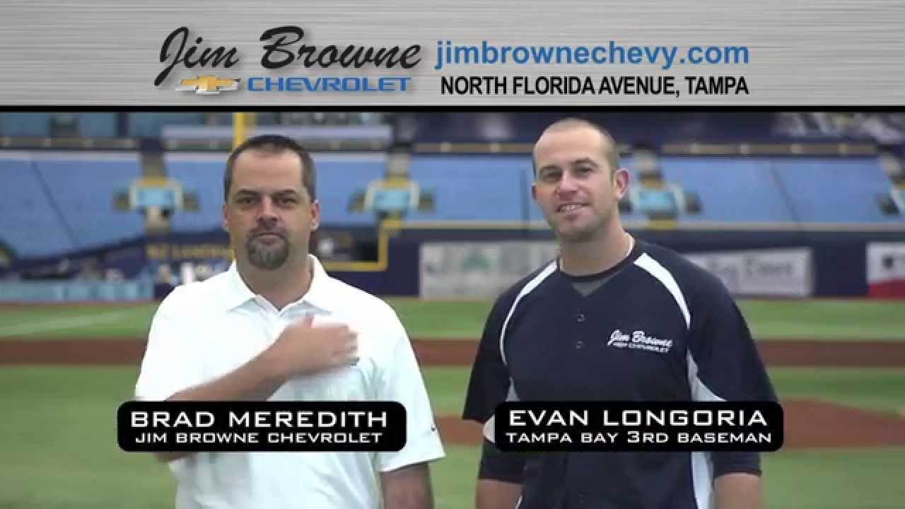 Jim Browne Chevrolet >> Jim Browne Chevrolet Chevy Bonus Tag Event Featuring Evan Longoria