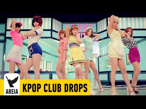 KPOP Sexy Girl Club Drops Sep 2014 (AOA 2NE1 F(x) Kara Ailee) Trance Electro House Trap Korea
