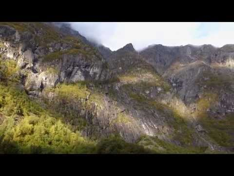 Trip to Åndalsnes, Norway - montage No.2