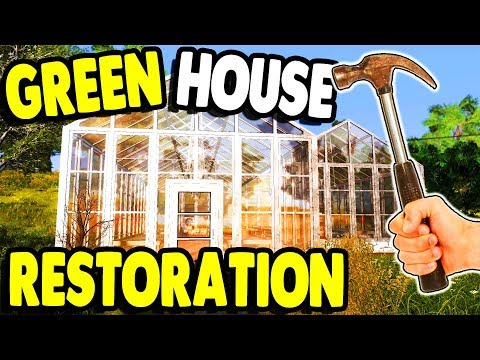 Fixing GREEN HOUSE & Farm Flipping Projects | Farmer's Dynasty Part 2