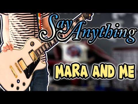 Say Anything - Mara and Me Guitar Cover 1080P