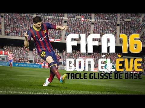 FIFA 16 - Teacher's Pet Trophy Guide | Trophée Bon élève - Tacle Glissé De Base