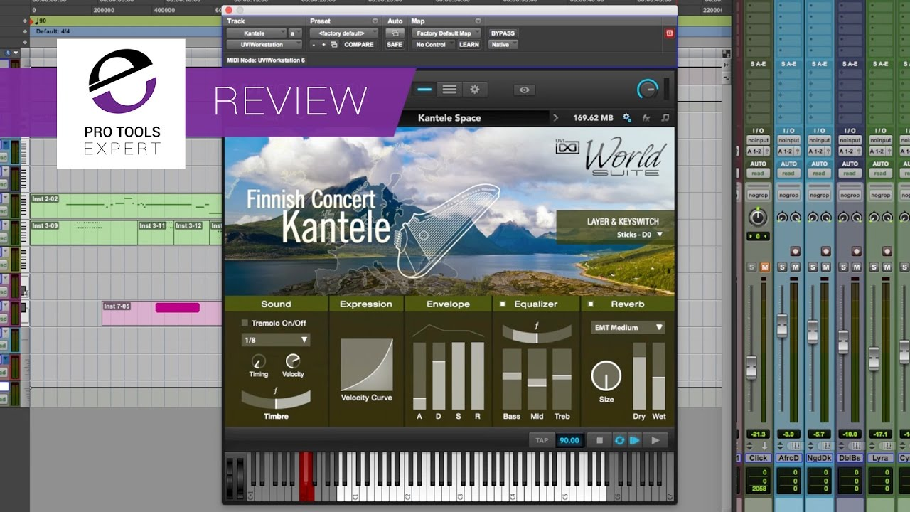 Review - World Suite By UVI | Reviews