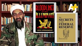 Osama Bin Laden's Bookshelf Is A Library Of Odd Stuff