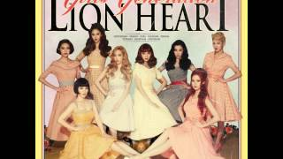 Cover images 소녀시대 (Girls' Generation) - Lion Heart Audio